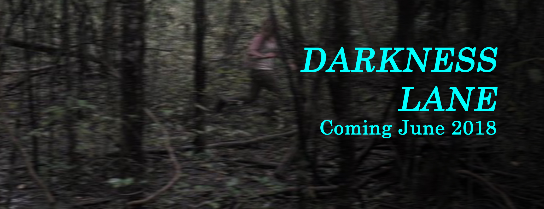 DARKNESS LANE, Second Book Coming June 2018