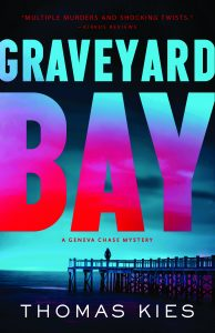 Graveyard Bay book cover