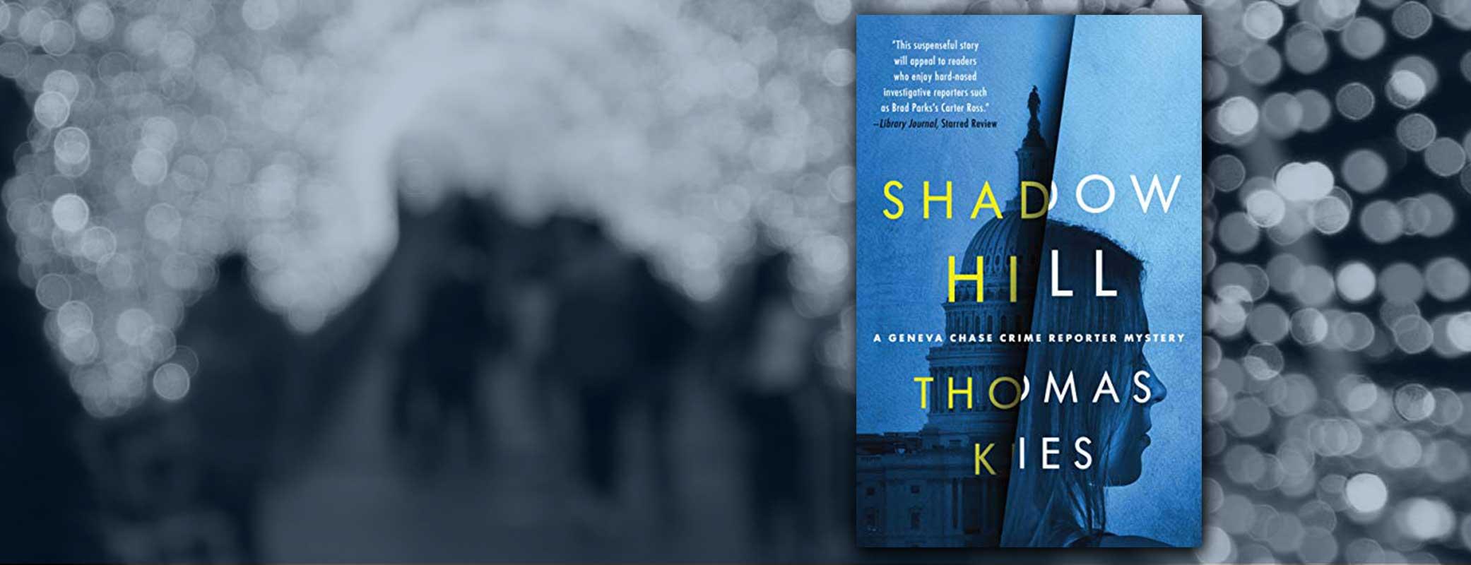 Cover of Shadow Hill novel by Thomas Kies