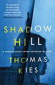 Book cover of Shadow Hill by Thomas Kies